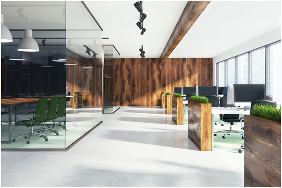 Companies are Moving to Unassigned Seating in the Workplace